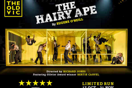 Ingresso - Tickets to The Hairy Ape  - Save 57%