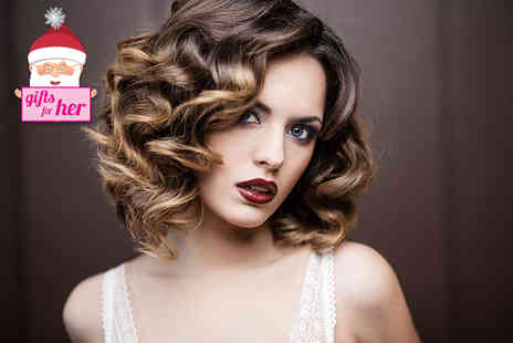 Annissy Hair and Beauty - Wash, cut and blow dry plus a full head of colour or half head of highlights - Save 69%