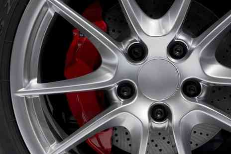 Autoworld - Alloy Wheel Refurbishment for Up to Four Wheels   - Save 0%
