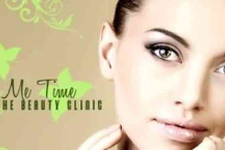 Me Time - Luxury Facial and Spa Manicure - Save 65%