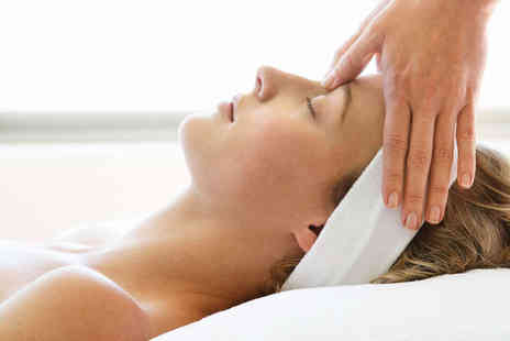 Beautyfix - Indian Head Massage Hot Stone Back Massage or Both  - Save 50%