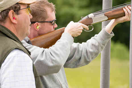 The Crazy Bear - Clay Pigeon Shooting and Outdoor Pursuits - Save 69%