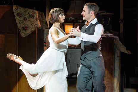 ATG Tickets - Tickets to Vincent Simone and Flavia Cacace The Last Tango - Save 33%