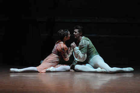 ATG Tickets - Romeo and Juliet English National Ballet Tickets - Save 42%