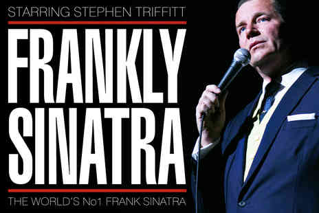 Entertainers Management  - Tickets to Frankly Sinatra Concert Show - Save 19%