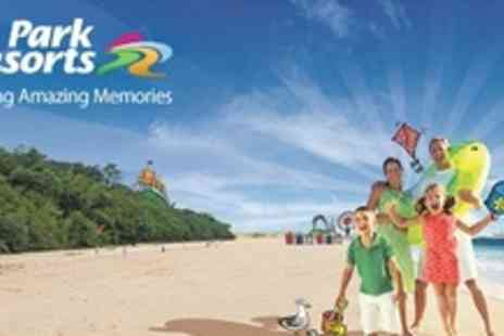 Park Resorts - Family Park Resorts Holidays with Nationwide Locations for up to 6 people - Save 50%