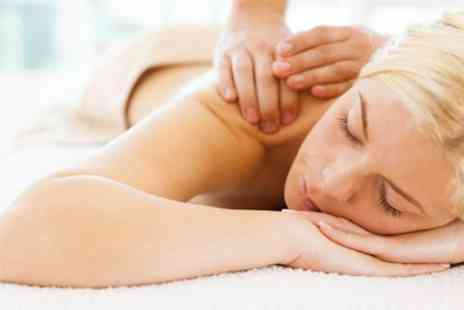 Pedicure Plus - One Hour Swedish or Aromatherapy Massage  - Save 60%