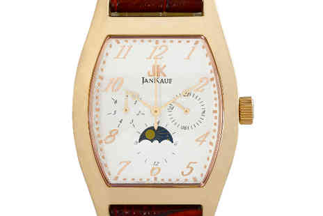 Jan Kauf - Jan Kauf Watch - Save 88%