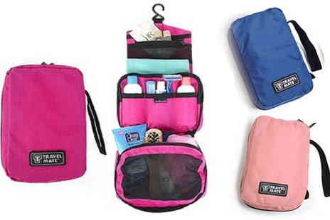Beauty Fit - Hanging Toiletry Travel Bag - Save 76%