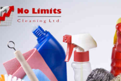 No Limits Cleaning - Professional house clean - Save 69%