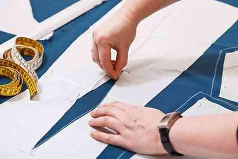 The Fashion Box - Choice of pattern cutting workshop   - Save 54%