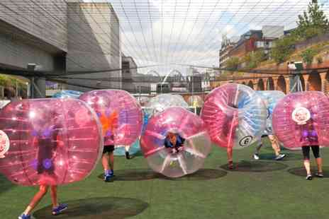 Xtreme Soccer - Zorb Football For Up to 15 People   - Save 67%