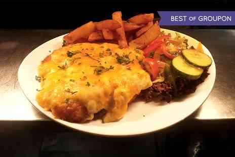 The Buck Inn - Chicken Parmesan for Two - Save 57%