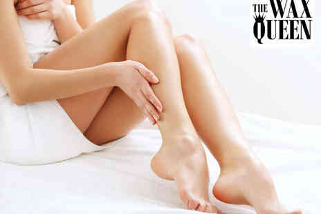 The Wax Queen - Spend on Waxing Treatments - Save 60%