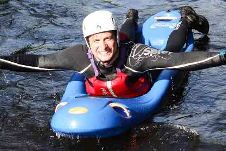 Body Boating - White Water Body Boating for One  - Save 0%