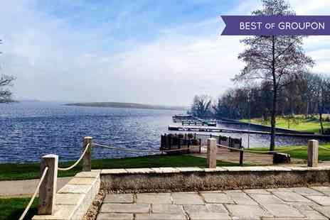 Lusty Beg Island - Two Night Island Spa Retreat For Two With Breakfast, Choice of Treatments and Spa Lunch - Save 71%