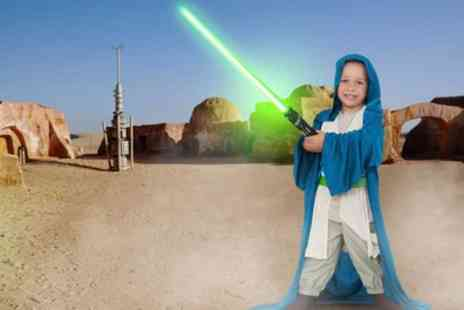 Andreas Photography - Star Fighters Photoshoot with a Goody Bag and Prints 