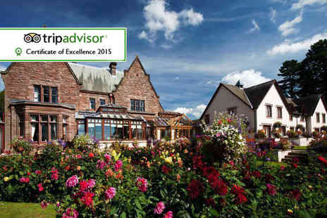 Appleby Manor - Two night stay for two with breakfast - Save 59%