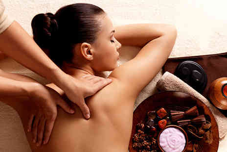 Escape Beauty Lounge - Two hour winter warming pamper package with bubbly and chocolates - Save 81%