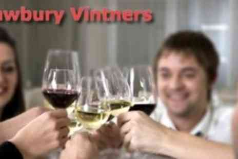 Shawbury Vintners - Home Based Wine Tasting Experience For Up to Six With Bottle - Save 81%