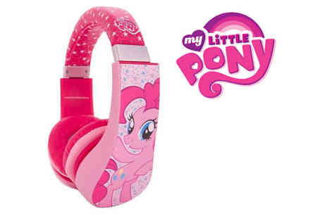 Sonic - Choice of My Little Pony Headphones - Save 47%