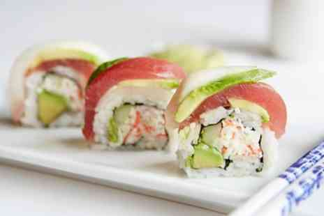 Sushi Cafe - £30 or £50 Towards Food for Two - Save 52%