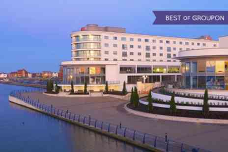Ramada Plaza Southport - One or Two Nights stay For Two With Breakfast and Dinner  - Save 28%