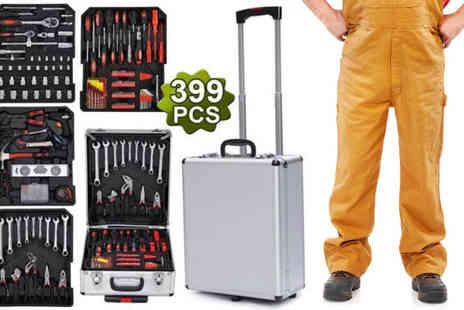 Plus Bee - 399 Piece Tool Set In Case - Save 0%