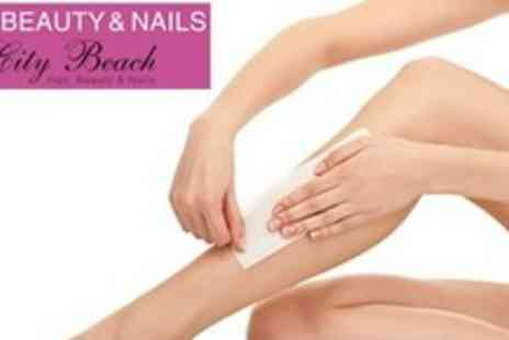 Beauty by Kalsoom - Full waxing package including Brazilian, full leg, underarm and eyebrows  - Save 69%