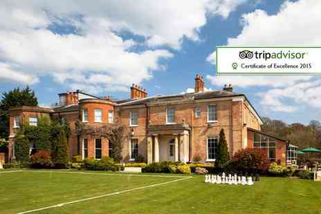 Mercure Hotels - Overnight stay for two with dinner and breakfast in Newbury, Berkshire - Save 50%