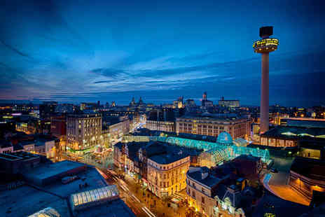 St John -  St Johns Beacon viewing gallery experience for a family of four for go to great heights  - Save 24%