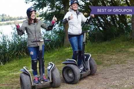 Segway Events - Rally Experience For One - Save 35%