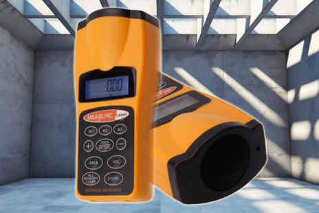 Headsgroup  - Ultrasonic Distance Measure Tool - Save 82%