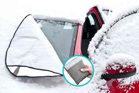 Shopperheads - Magnetic windscreen cover - Save 72%