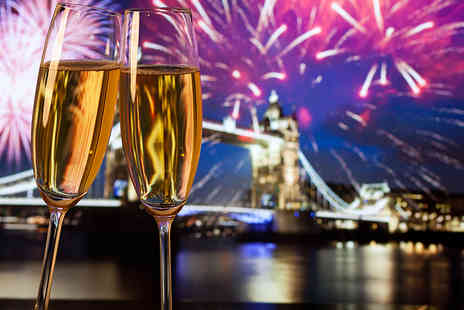Thames Party Boats -  Christmas party boat cruise with a bubbly reception  - Save 44%