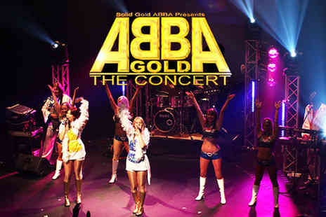 Solid Gold Management - Ticket to ABBA Gold the Concert   - Save 0%