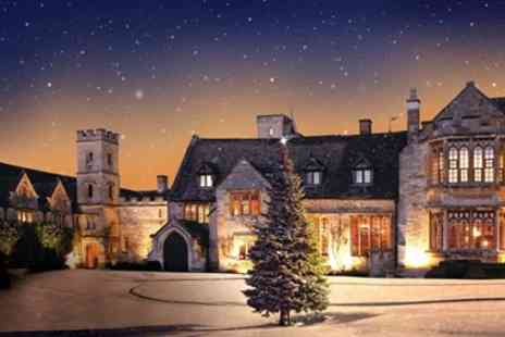 Ellenborough Park -  55 minute Massage or Facial & More - Save 40%