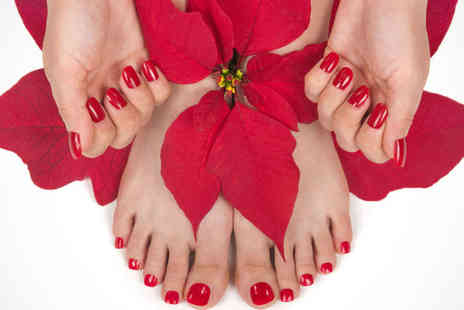 The Orchid Beauty Therapy - Gel Polish for Fingers or Toes