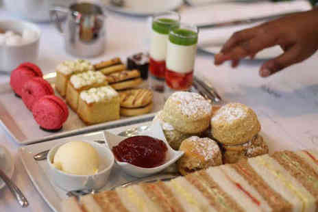 Rookery Manor - Afternoon Tea with Cocktail Each for Two   - Save 47%