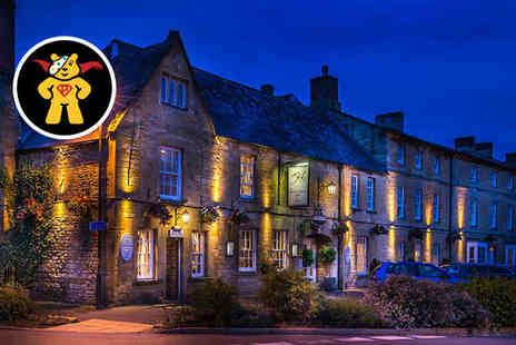The White Hart Royal Hotel - Two Night Stay for Two with Breakfast Daily - Save 0%
