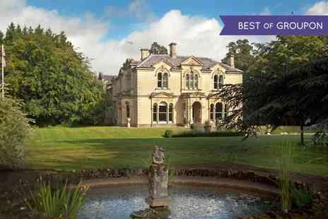 Beechfield House - One or Two Nights stay For Two With Breakfast With Option For Dinner - Save 41%