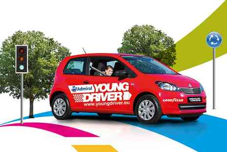 Young Driver - Under 17s Driving Lessons  - Save 18%