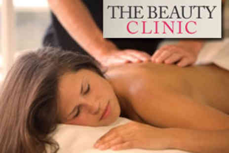 The Beauty Clinic - Massage & Skin Brightening Facial  - Save 58%