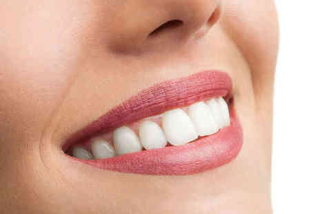 Bright White Smiles - Hour long Laser Teeth Whitening Treatment - Save 68%