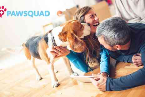 Pawsquad - Online Vet Appointment  - Save 67%