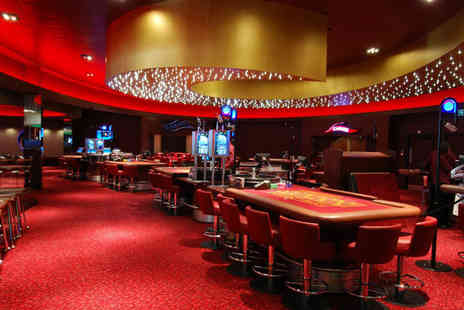 Grosvenor Casinos - Two course meal & bottle of bubbly, an enhanced bet, betting tuition and event entry - Save 64%