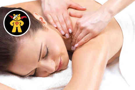 Herbal Inn - 30 Minute Massage and 30 Minute Acupuncture Session with Box of Herbal Tea - Save 63%