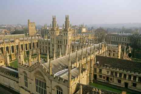 Day Tours London - Tickets to Oxford, Stratford upon Avon and Shakespeare Tour  - Save 0%