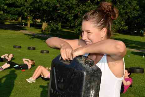 Regiment Fitness  - One Year Boot Camp Membership for One - Save 10%