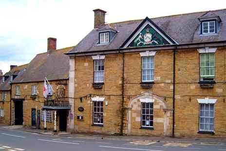 The Ilchester Arms Hotel - One to Three Nights stay With Breakfast and Dinner - Save 36%